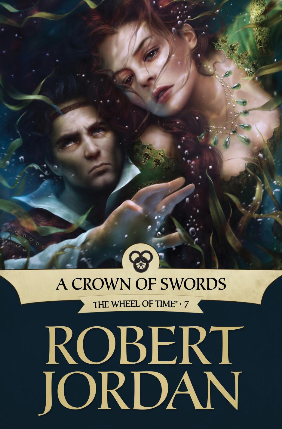 A Crown of Swords av Robert Jordan (Pocket) - Fantasyhyllan