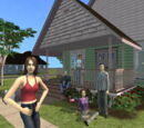 Neighborhoods in The Sims Life Stories