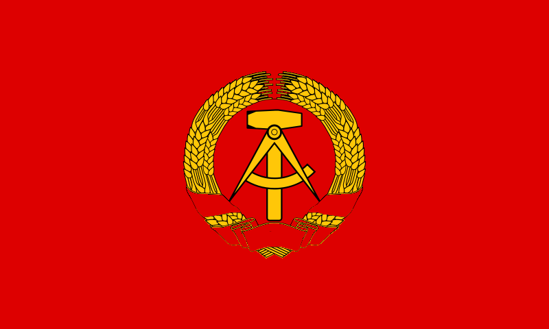 German communist flag
