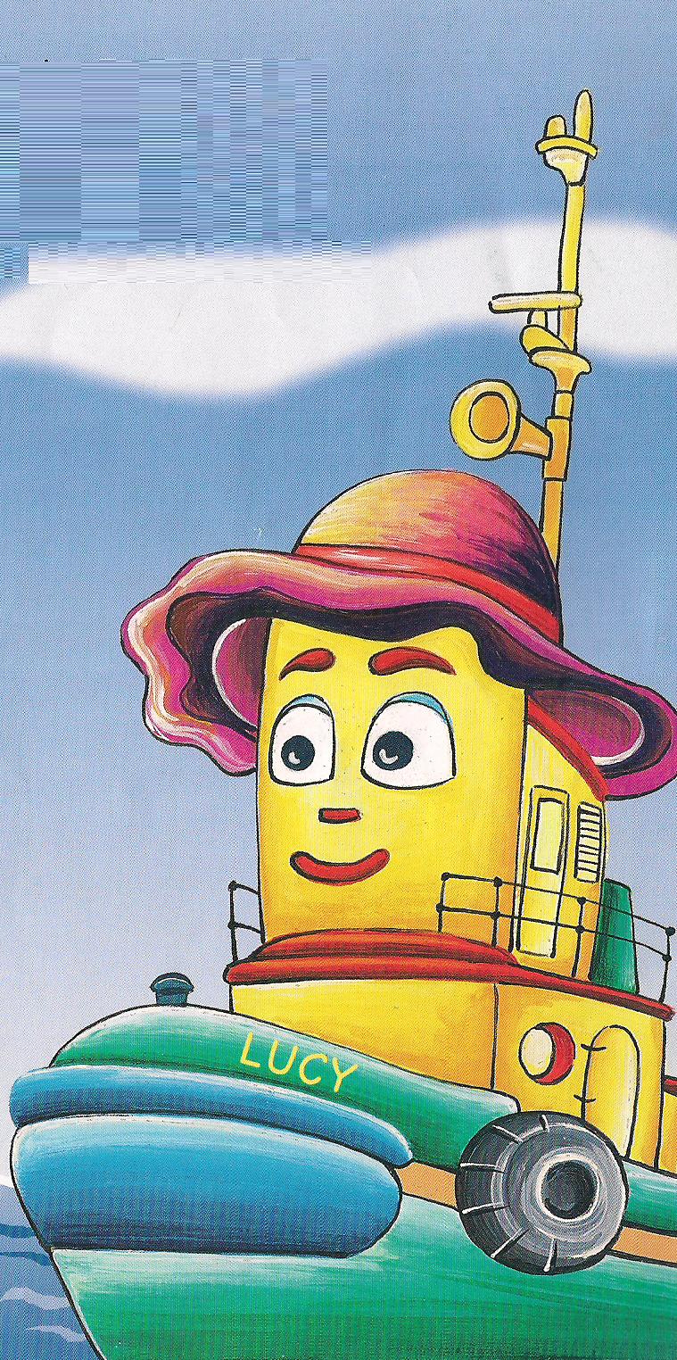 Theodore And Bella Card: Theodore Tugboat Wiki