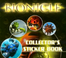 B202 BIONICLE Collector's Sticker Book