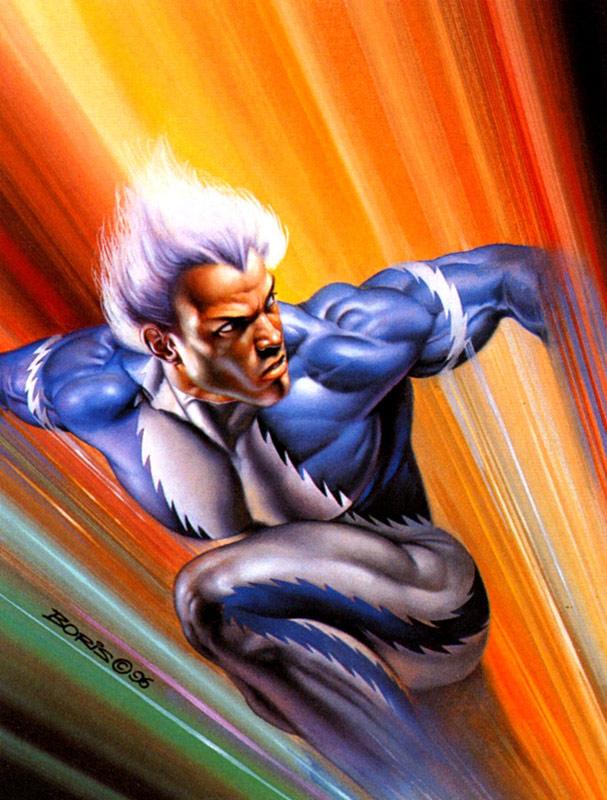 Quicksilver Marvel Wiki