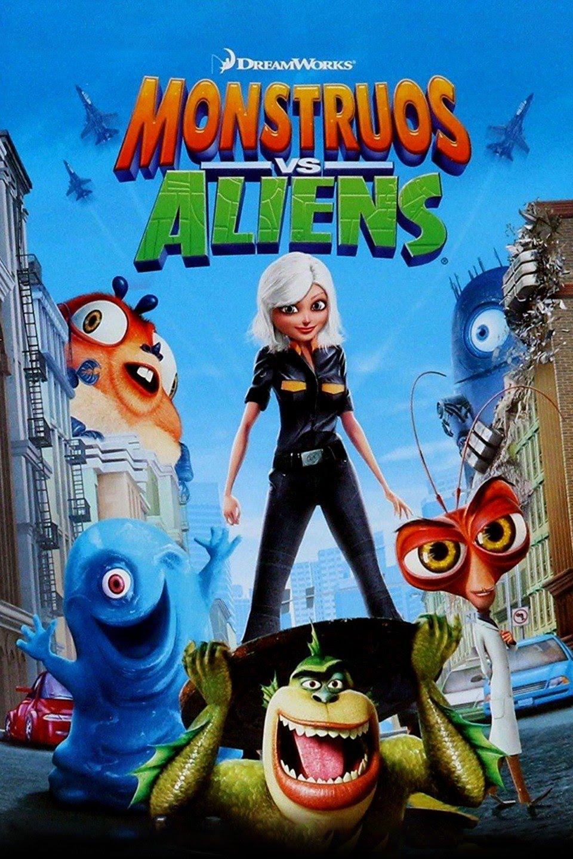 monstruos vs aliens doblaje wiki wikia