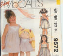 McCall's 9572