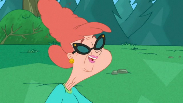 Image Grandma Betty Jo Flynn Jpg Phineas And Ferb Wiki