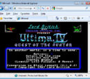 Ultima 4: Online Flash Version