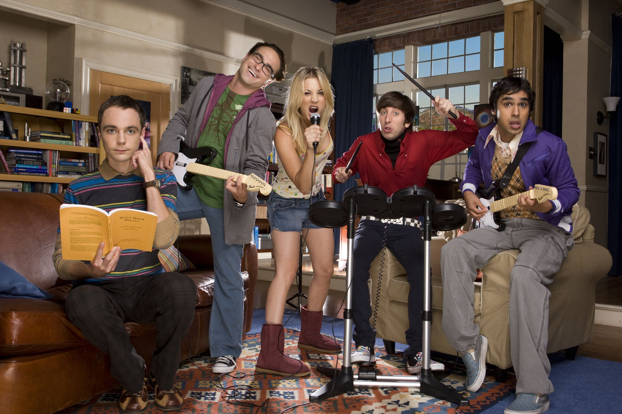 forum index the big bang theory wiki. Black Bedroom Furniture Sets. Home Design Ideas