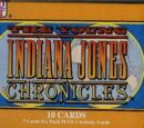 The Young Indiana Jones Chronicles (trading cards)