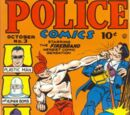 Comics Published by Quality Comics