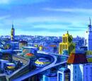 Mega Man X locations