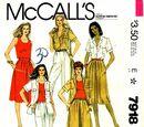 McCall's 7918