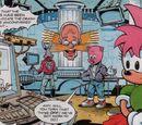 Sonic's Secret Underground Base