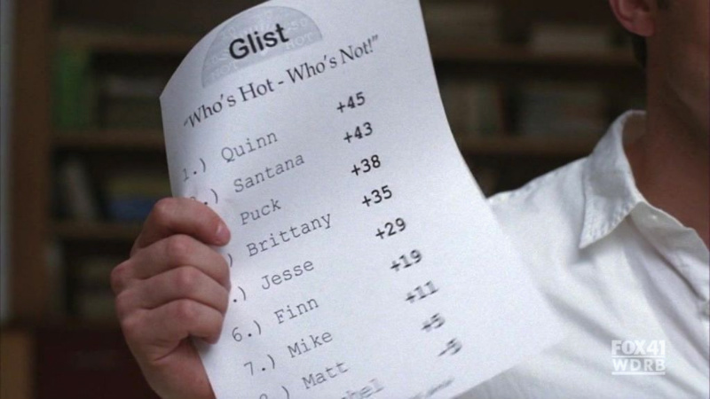 Sex on Glee: Teen Naivete, Pregnancy, and A New Gay Chic - Glist.jpg - Image #2