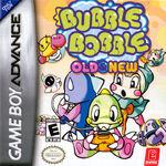 Bubble bobble old new
