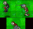 Vaulting zombies