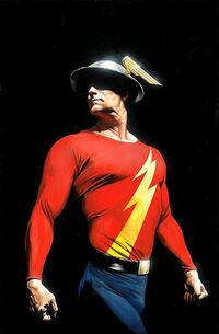 "The Flash (Jason Peter ""Jay"" Garrick)"