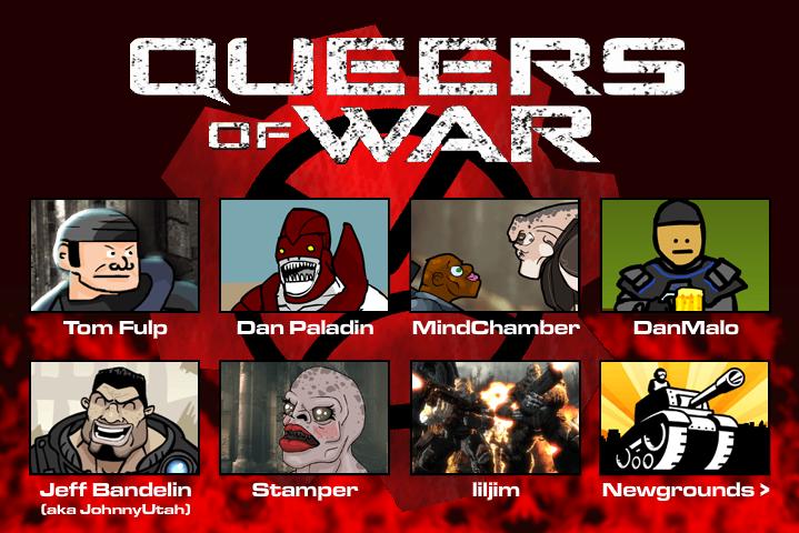 queers of war newgrounds dating