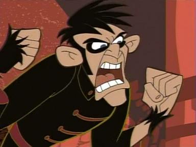 Kim possible monkey fist