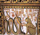 Ägyptische Drachen