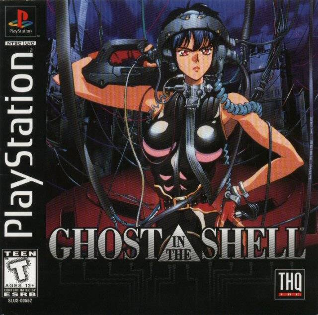 Ghost In The Shell Video Game Ghost In The Shell Wiki