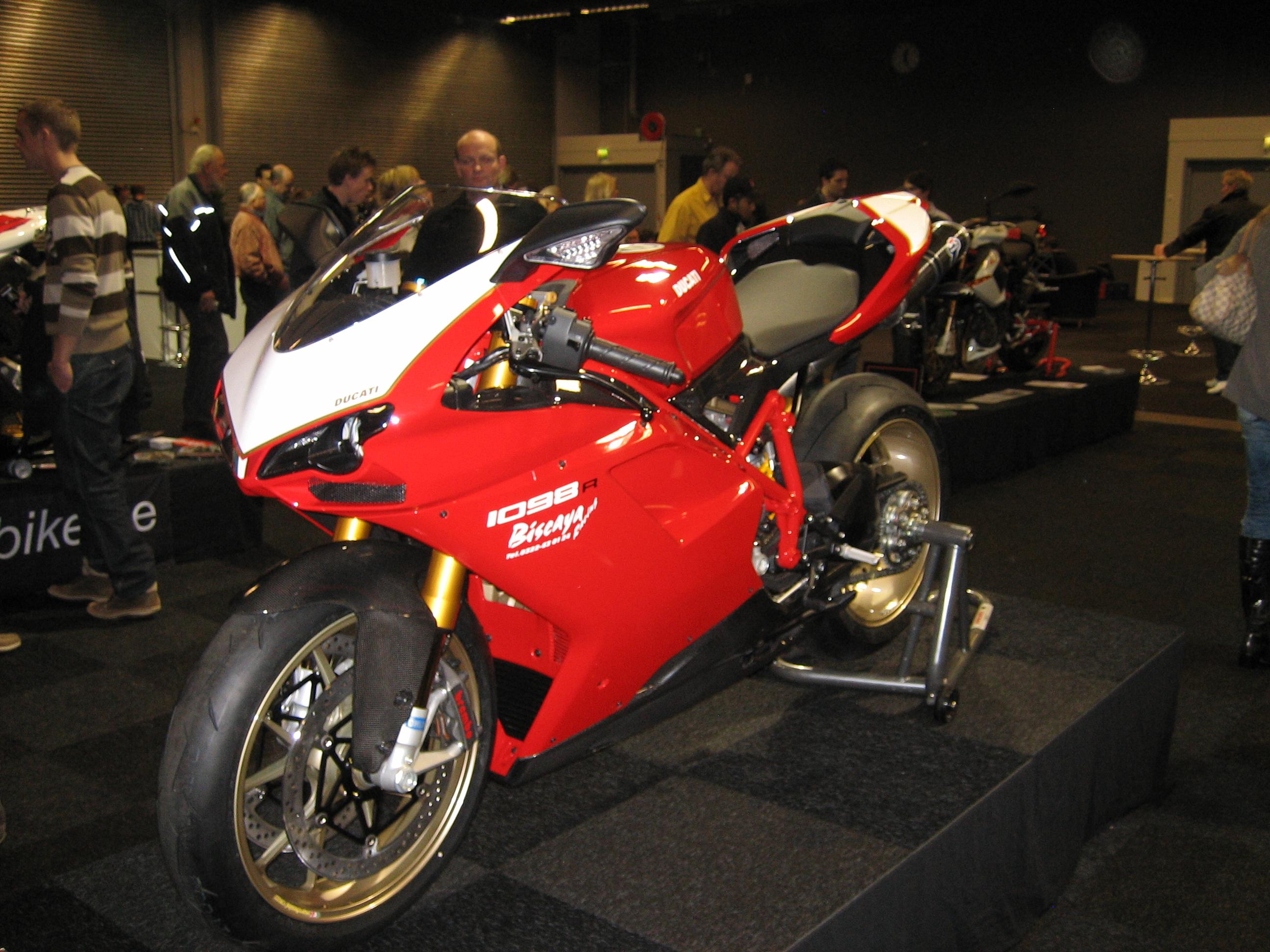 Ducati 1198s Racing Sport Bike: Autopedia, The Free Automobile Encyclopedia