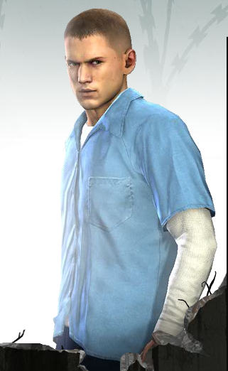 Michael Scofield The Conspiracy Prison Break Wiki