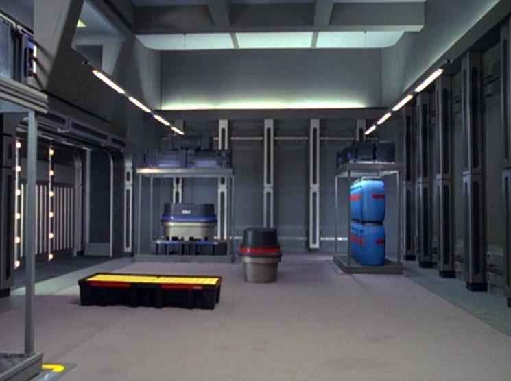 Cargo bay - Memory Alpha, the Star Trek Wiki