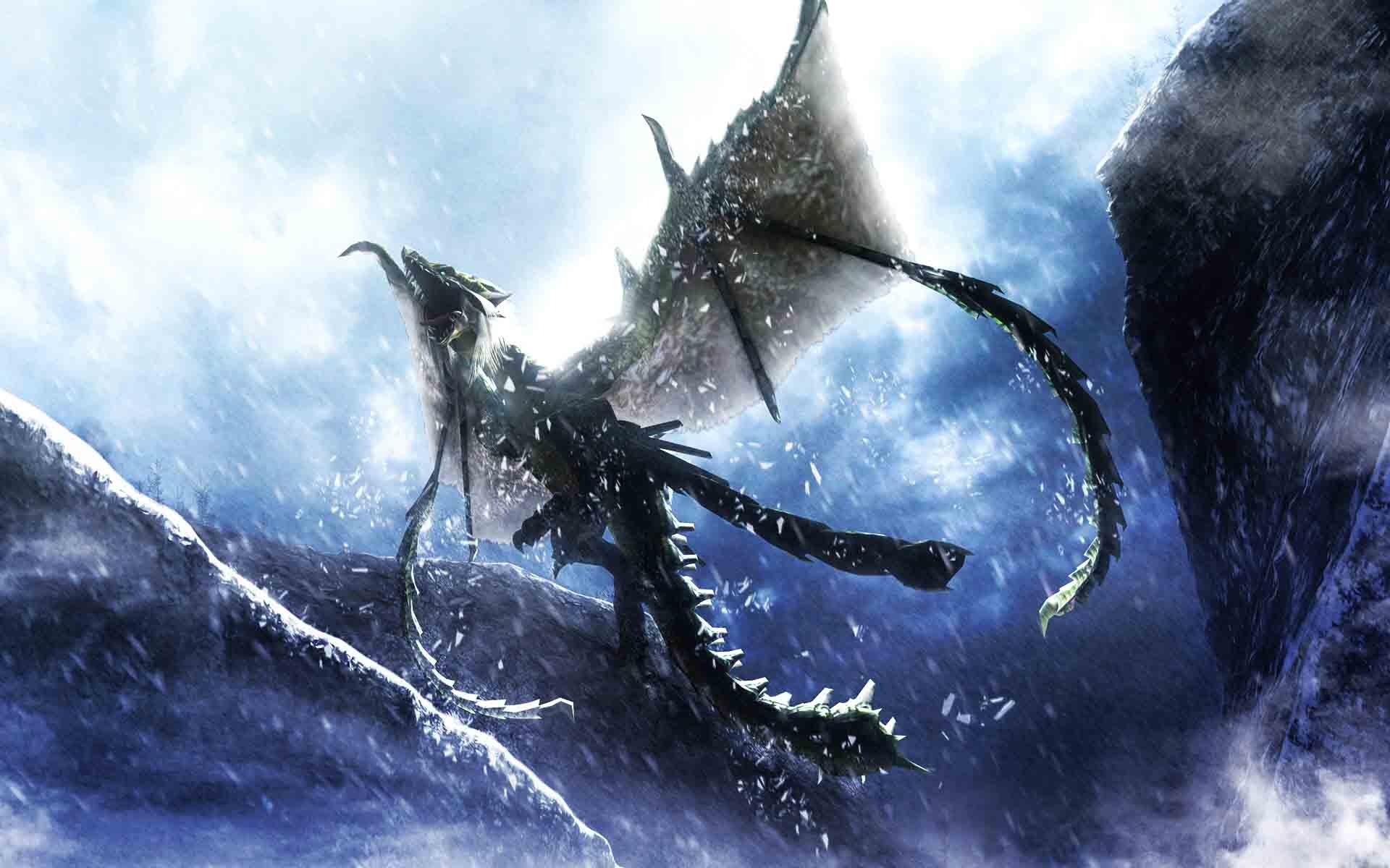 monster hunter wallpaper 1366x768