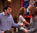 The One With Joey's Interview