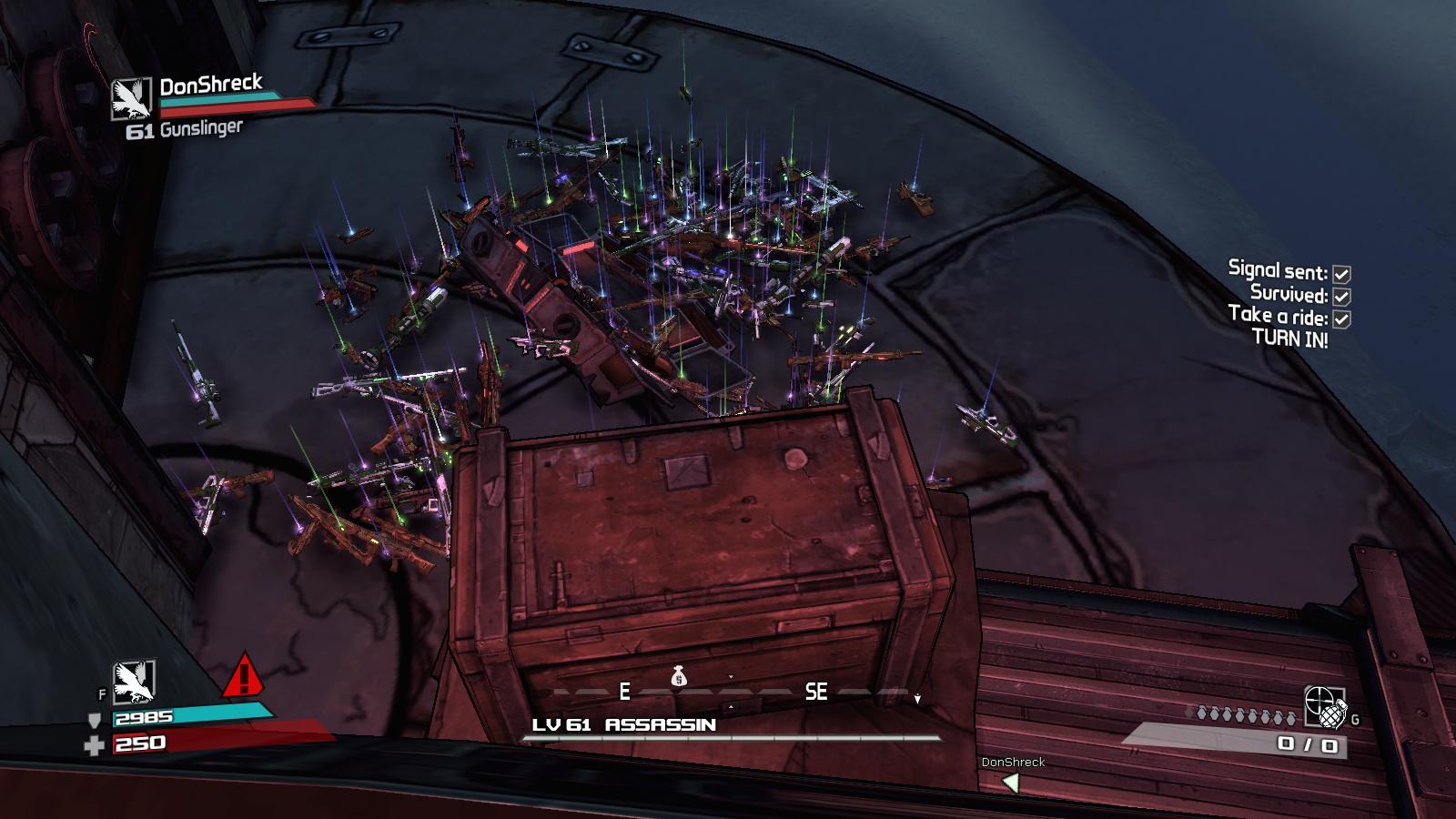 How to kill crawmerax solo hunter