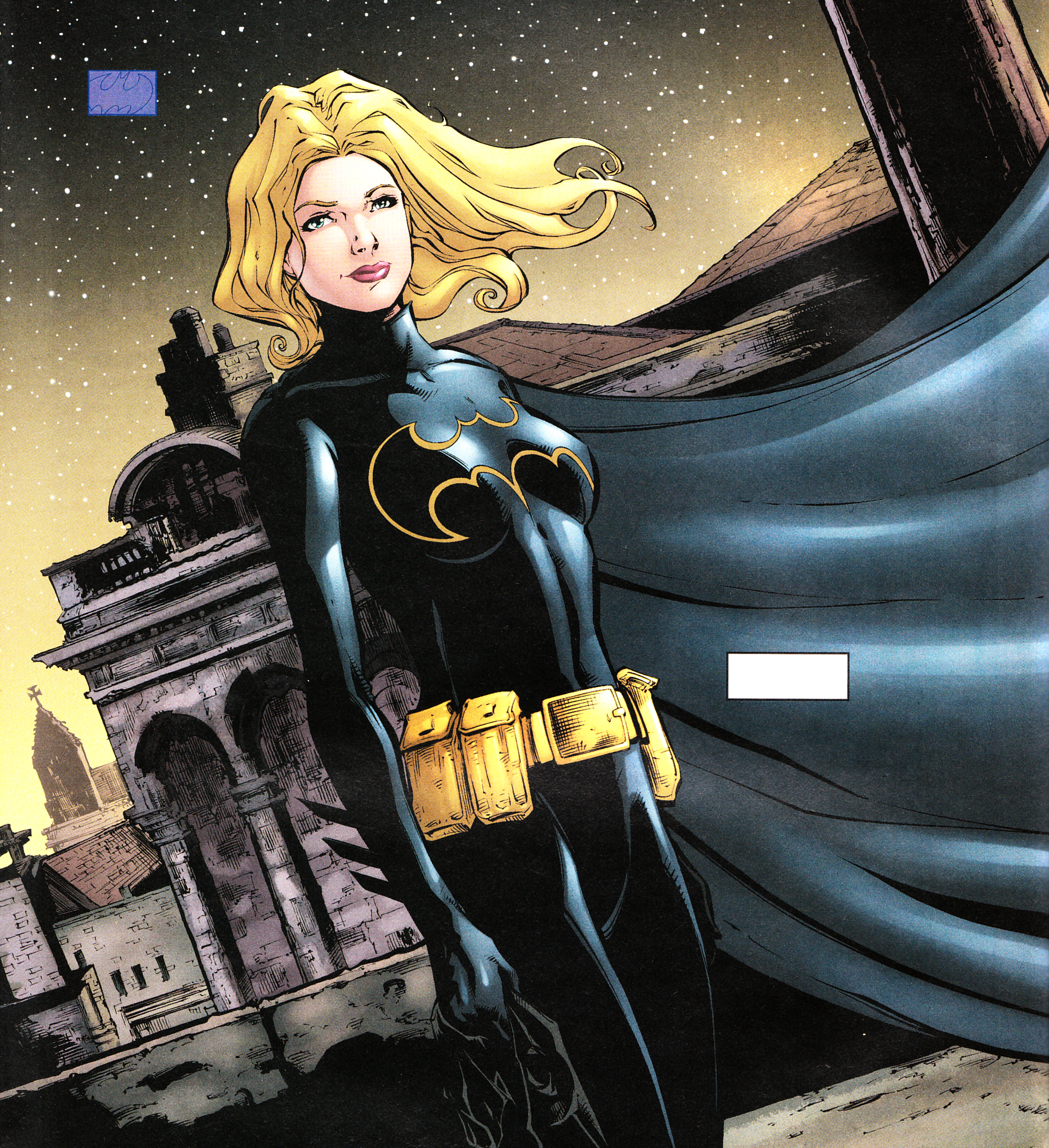 Batgirl Defeated Stephanie brown: the daughter