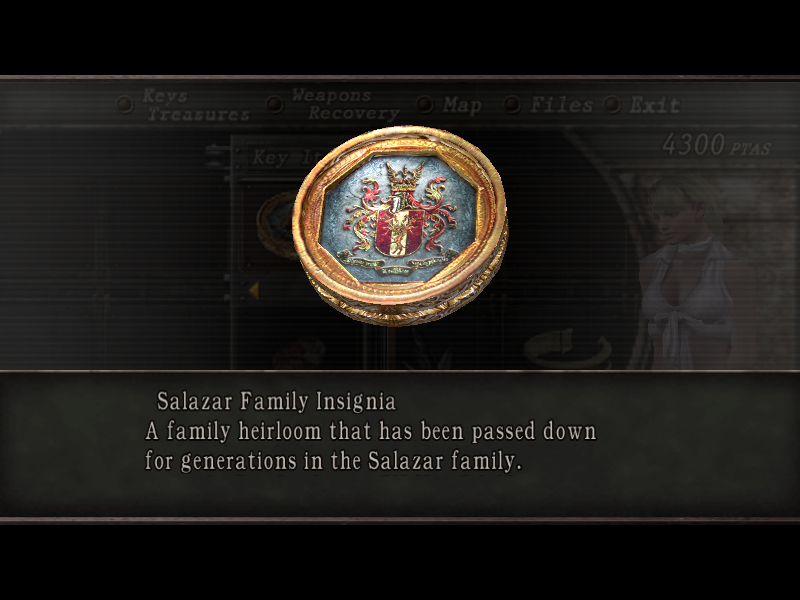 Salazar Family Insignia Resident Evil Wiki The