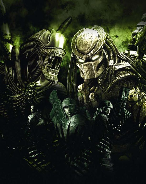 Alien Vs Predator Franchise Xenopedia The Alien Vs