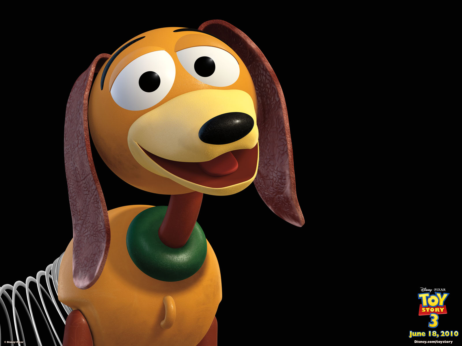 Wall Vinyl Slinky Dog Pixar Wiki Disney Pixar Animation Studios