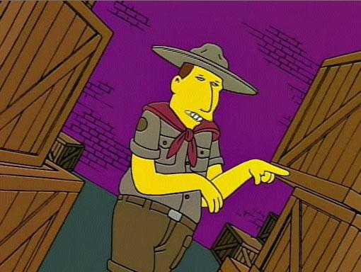 Fui de viaje con los Scouts y te lo muestro