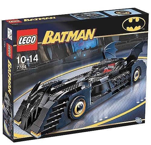 7784 the batmobile ultimate collectors 39 edition. Black Bedroom Furniture Sets. Home Design Ideas