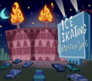 Ice Skating Stadium