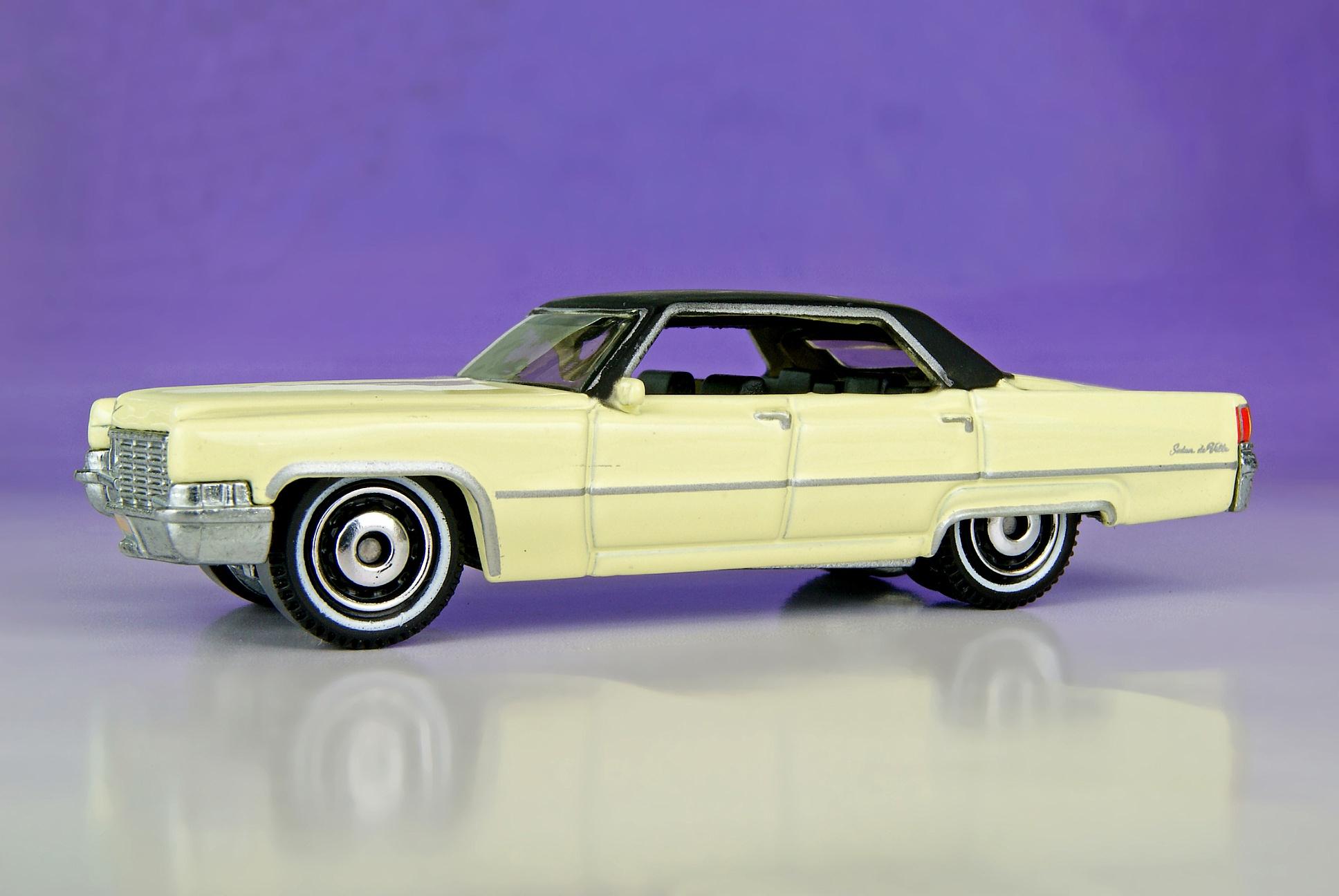 39 69 cadillac sedan deville matchbox cars wiki. Black Bedroom Furniture Sets. Home Design Ideas
