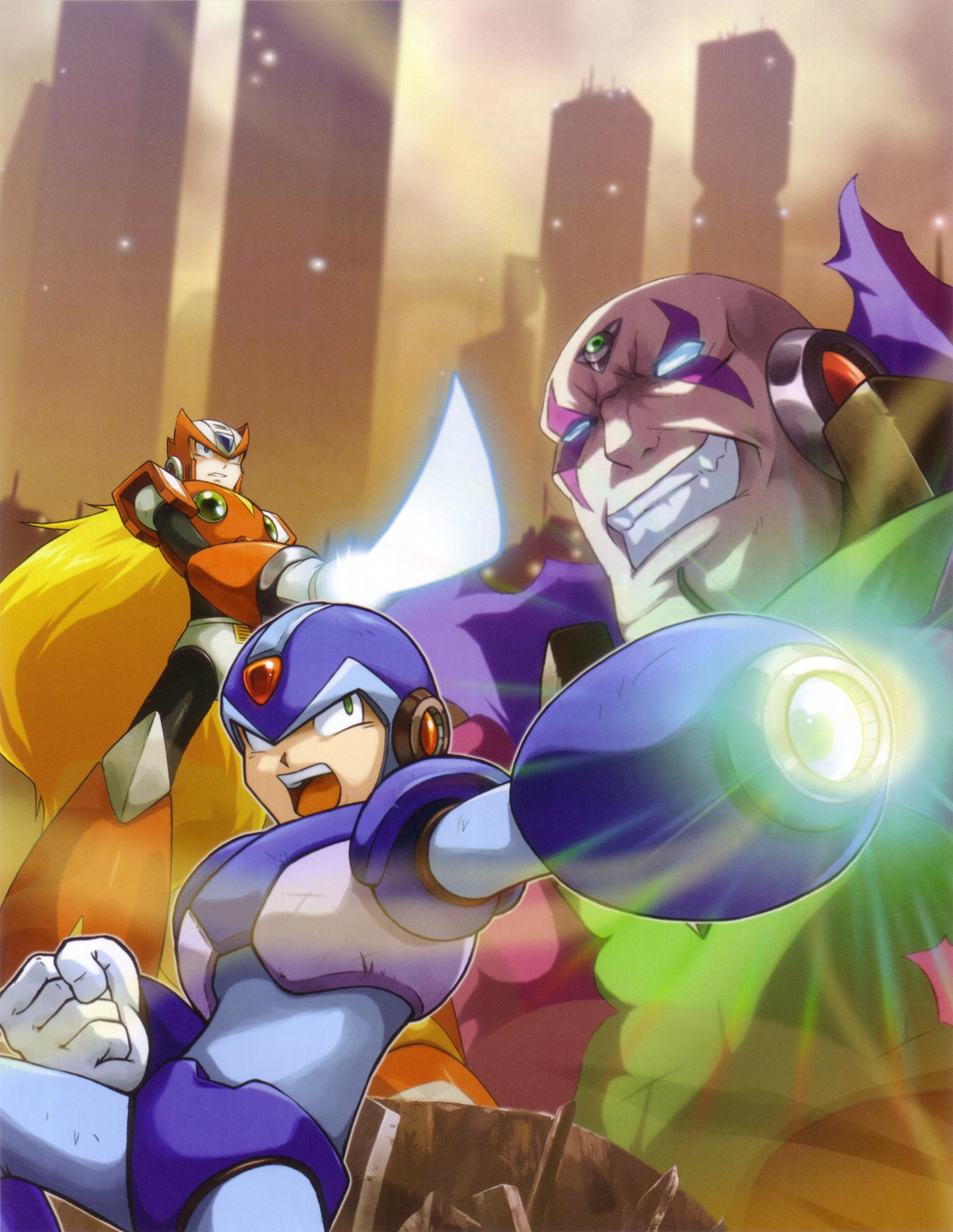 Megaman X Layer