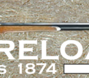 1874 .50 Sharps Buffalo Rifle