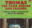 Thomas Comes to Breakfast and BoCo the Diseasel (Ladybird Book)