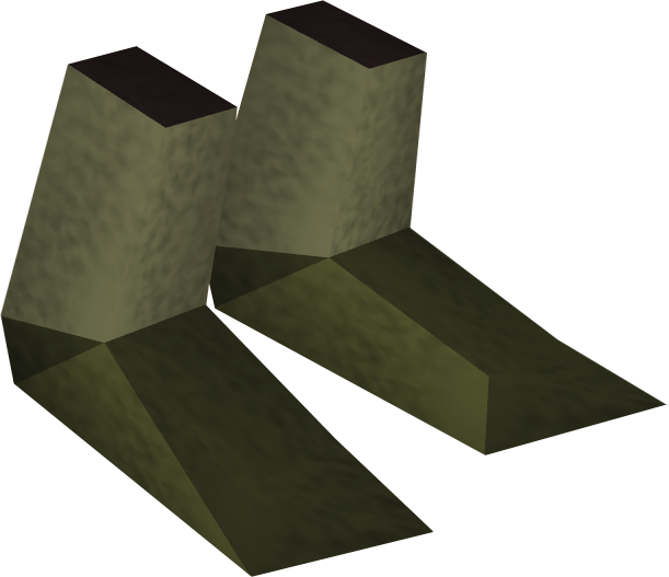 snakeskin boots the runescape wiki