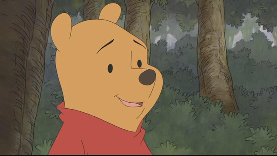 Winnie the pooh and his forest friends porn