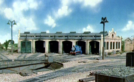 Tidmouth Sheds Thomas The Tank Engine Amp Friends Wiki