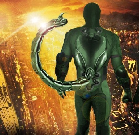 Image - New Scorpion Poster.jpg - Spider-Man Wiki - Peter ...