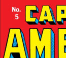 Captain America Comics Vol 1 5