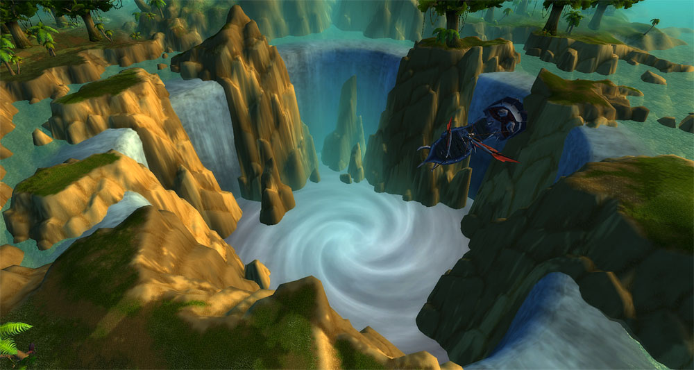 wow how to get to stranglethorn vale
