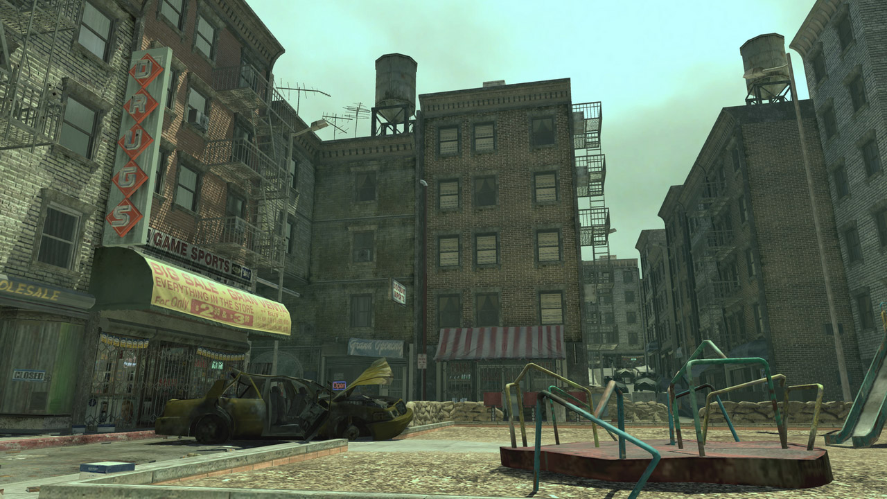 Skidrow - The Call of Duty Wiki - Black Ops II, Ghosts ...