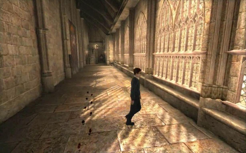 Fourth Floor Corridor Harry Potter Wiki