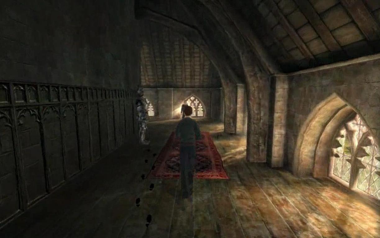 Fifth Floor Corridor Harry Potter Wiki